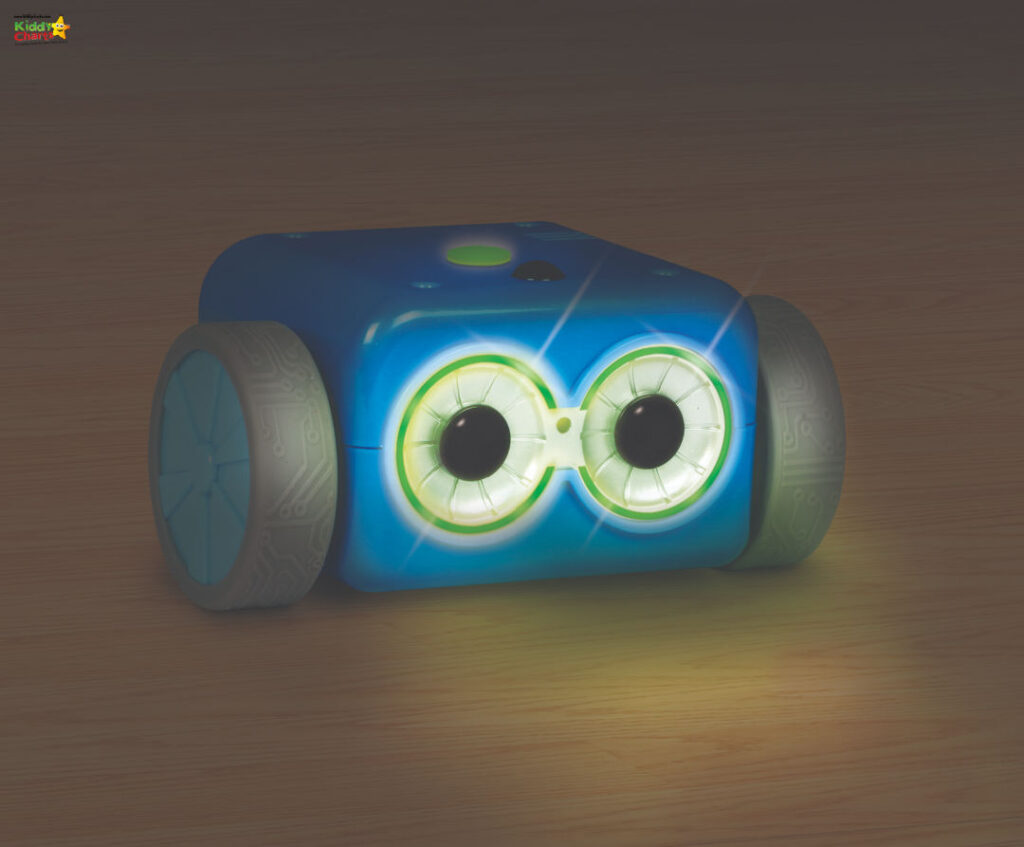 Coding Robot from Learning Resources