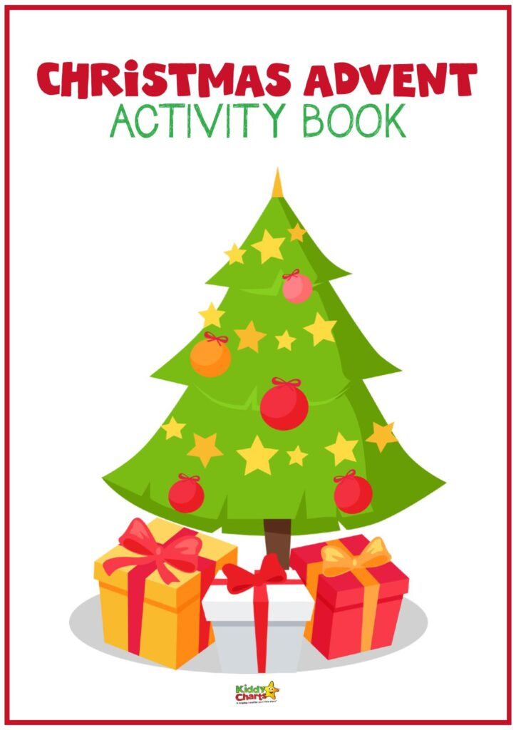 Christmas Tree Themed Coloring