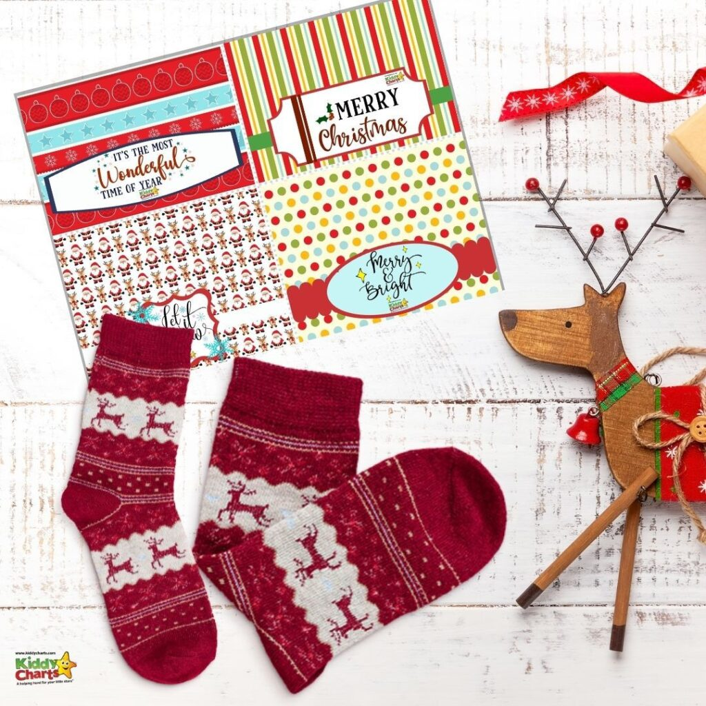 Toppers for Stockings
