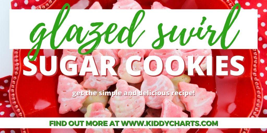 Christmas Glazed Sugar Cookies