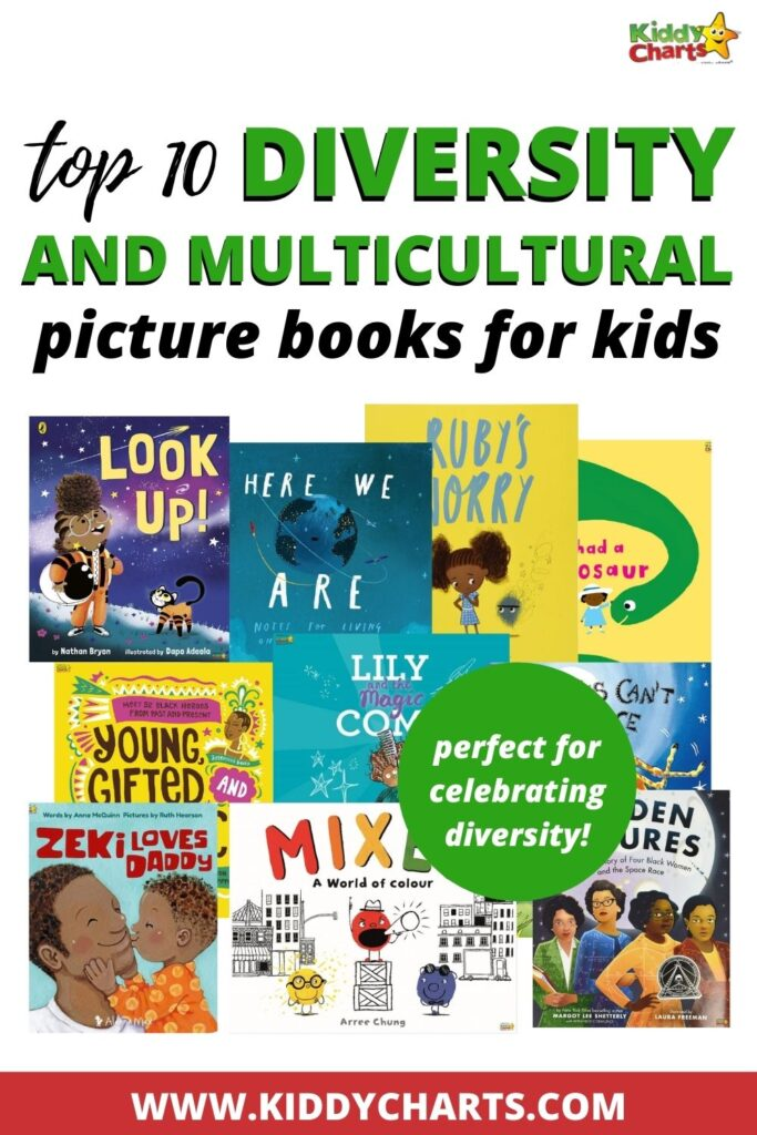 Multicultural Picture Books