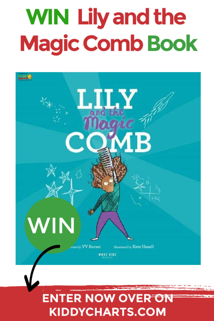 Lily and the Magic Comb
