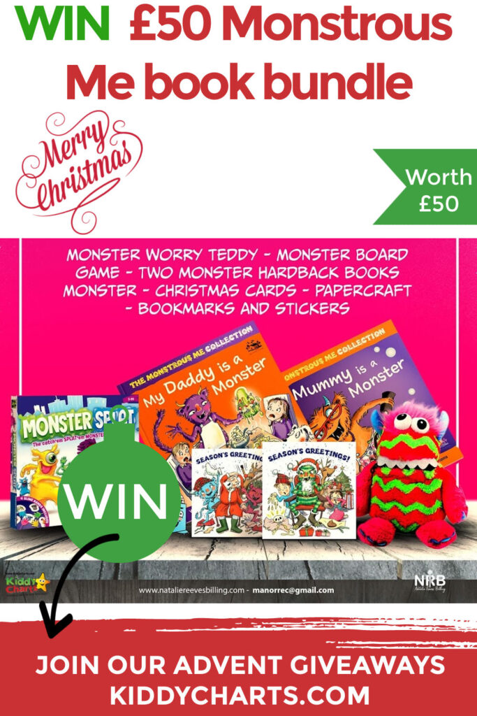 Win Monstrous Activity Bundle