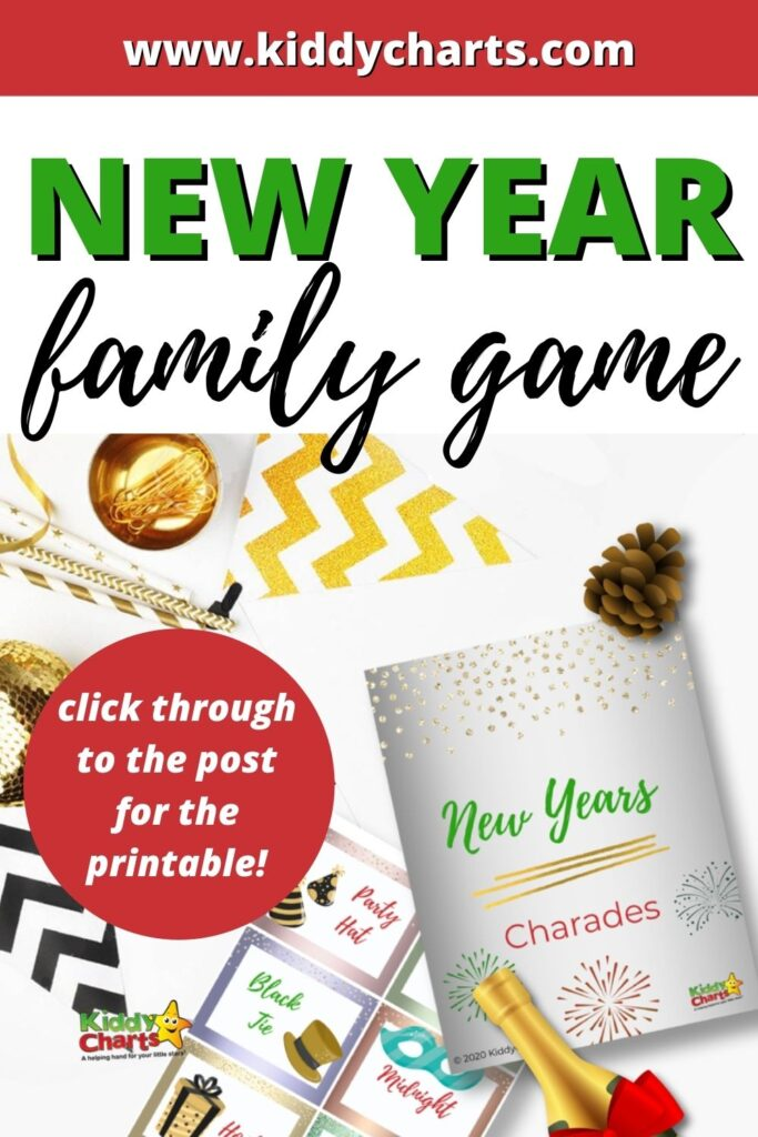 Free New Year Family Game