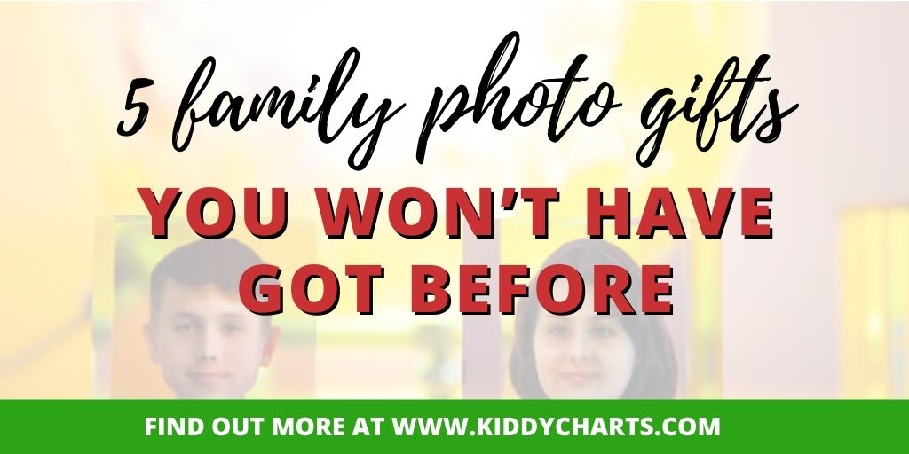 Family Photo Gifts