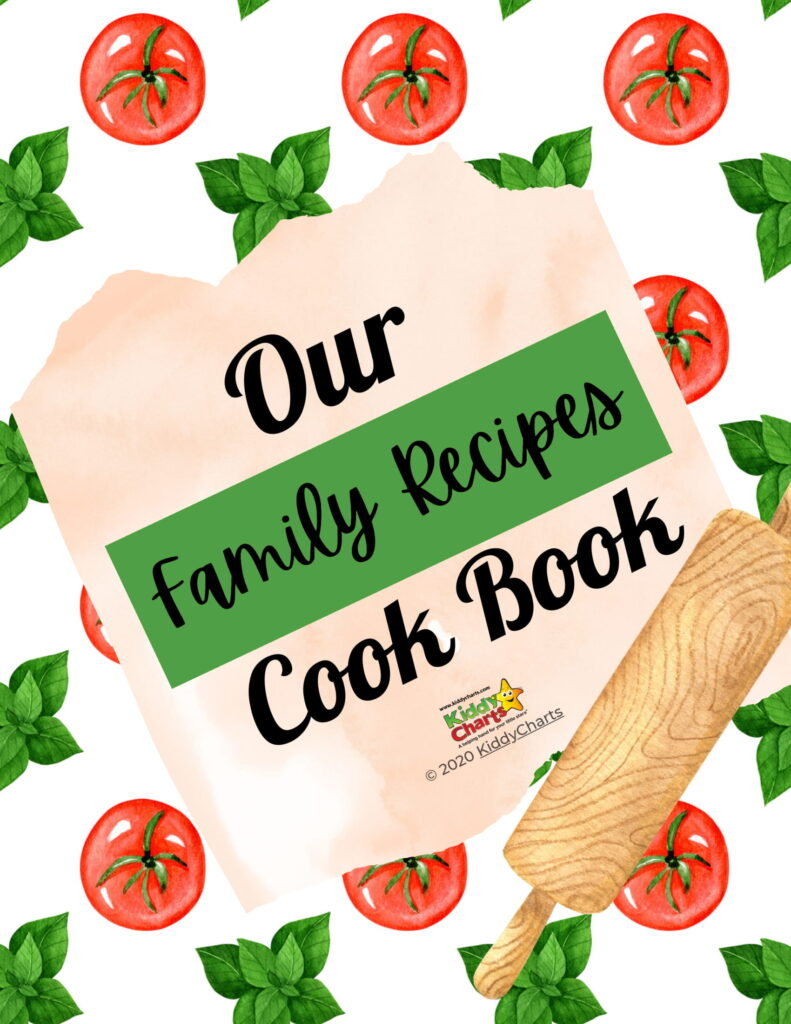 Cookbook for the Family
