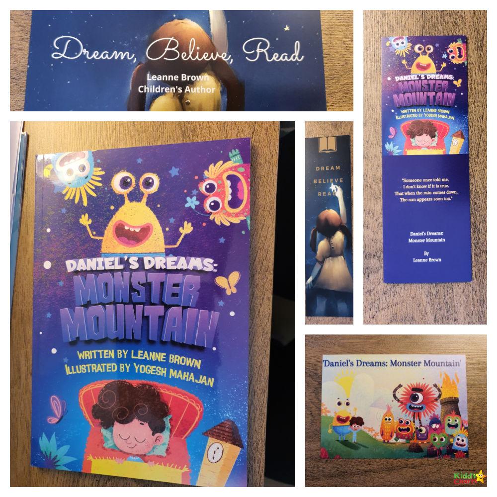 Daniel's Dreams book