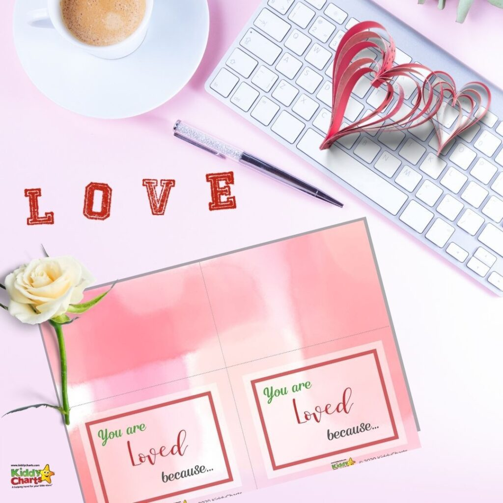 Foldable Cards for you and your loved ones