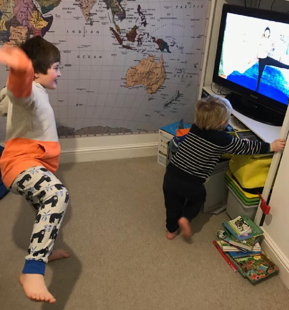 lockdown activity for kids: Win £165 of Capoeira video