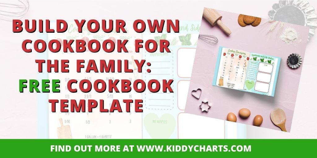 Free Cookbook Printable