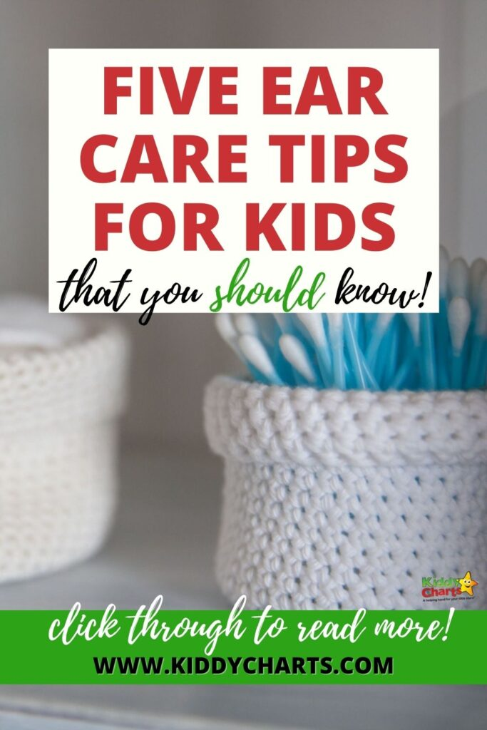 Five Ear Care Tips for Kids