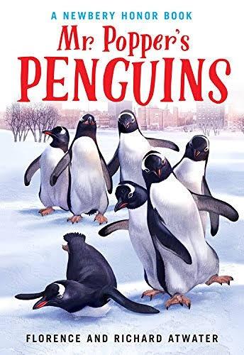 Animal books for kids Mr Poppers