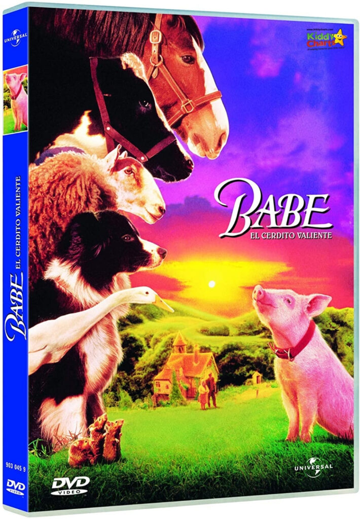 Babe one of the best animal movies for kids