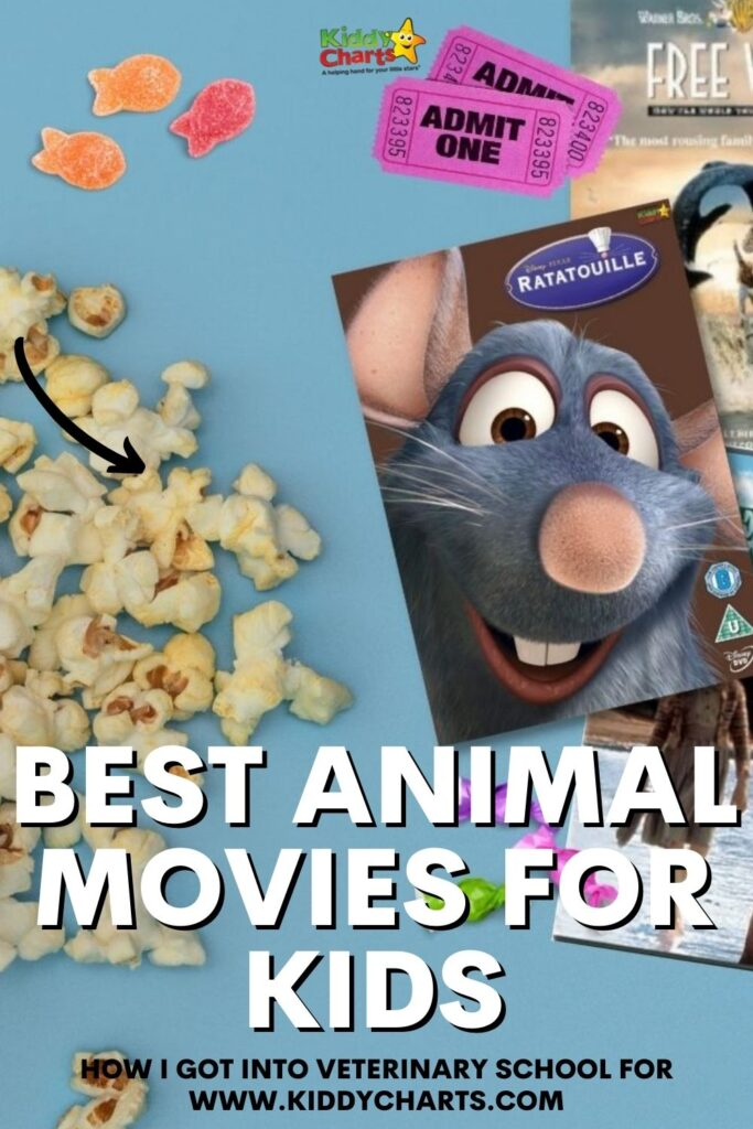 Best animal movies for kids