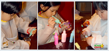 Tea candle craft fun for all the family