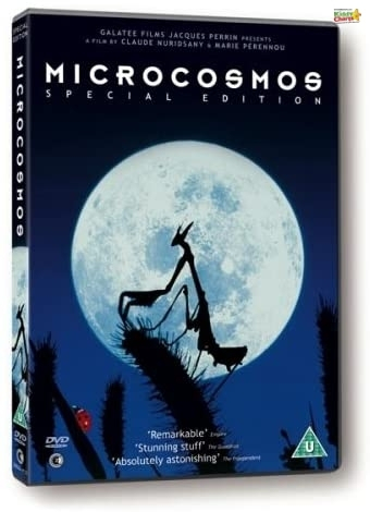 Microcosmos one of the best animal movies for kids
