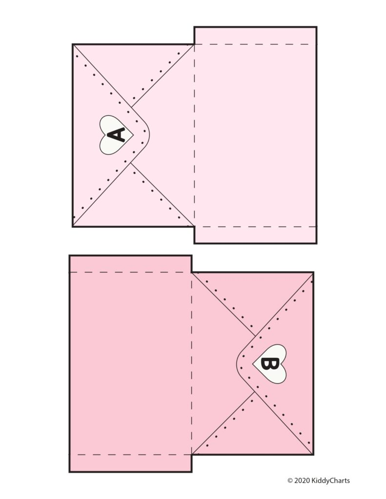 Valentine's Alphabet Game for Print