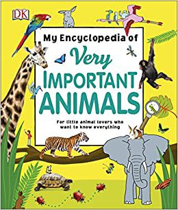 Very important Animal books for kids