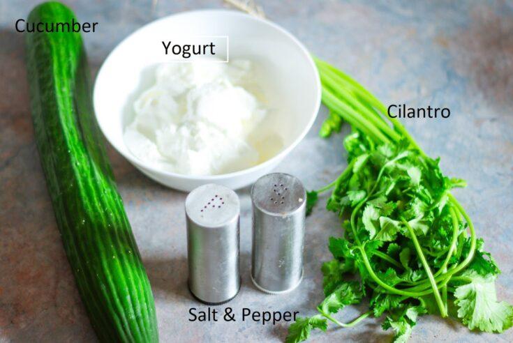 Easy 5 Ingredient dip