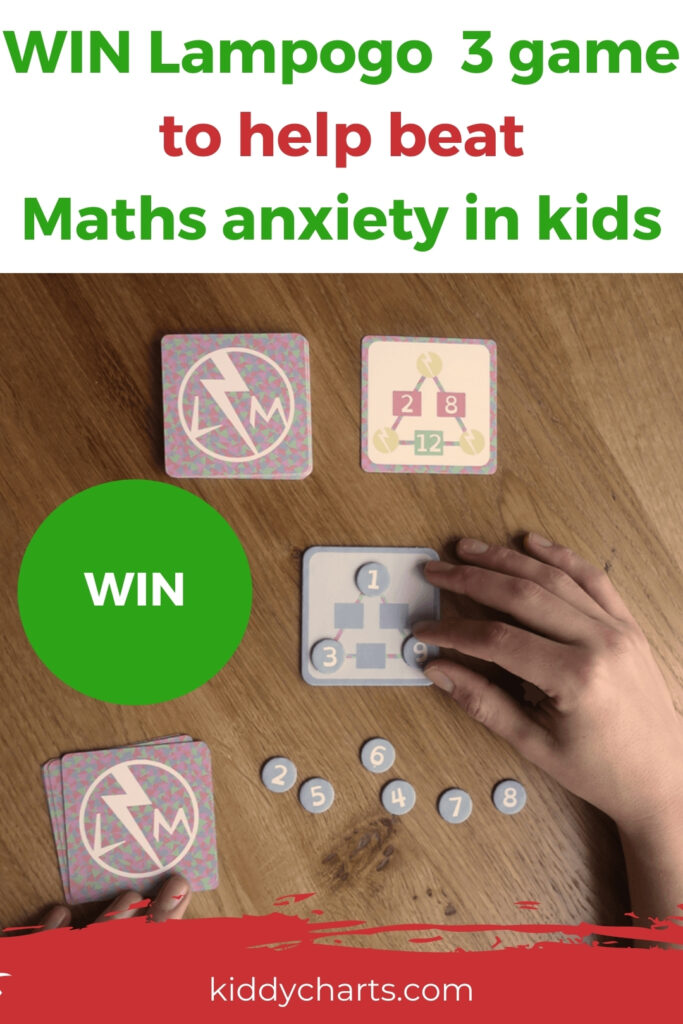 Win Lampogo 3: A fast-paced Maths game for kids