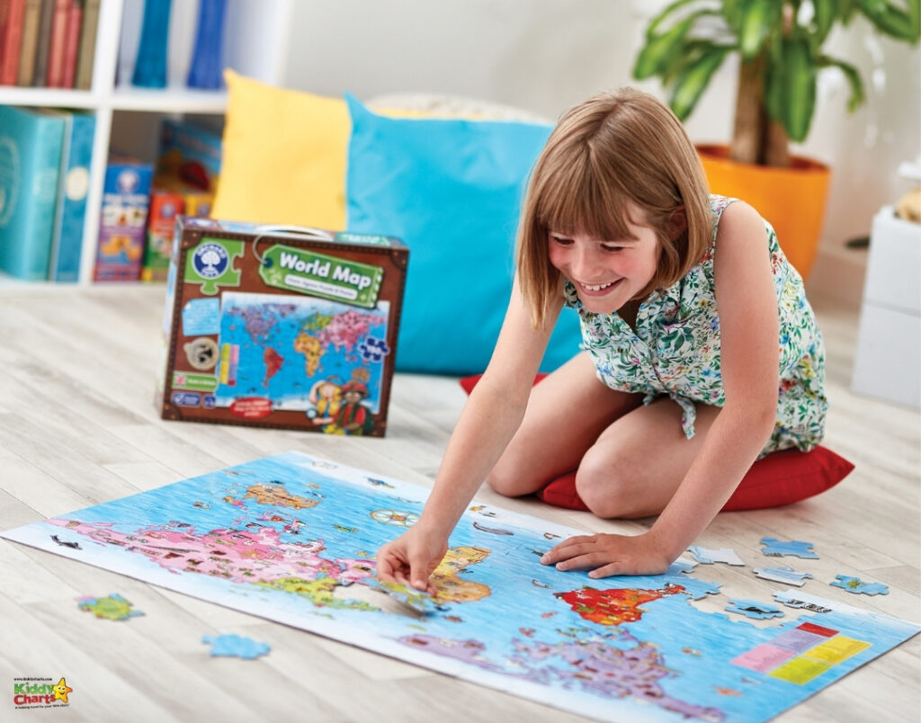 Win £35 learning toy bundle from Orchard Toys
