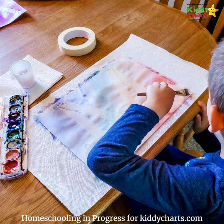 ABCs learning for home schooling