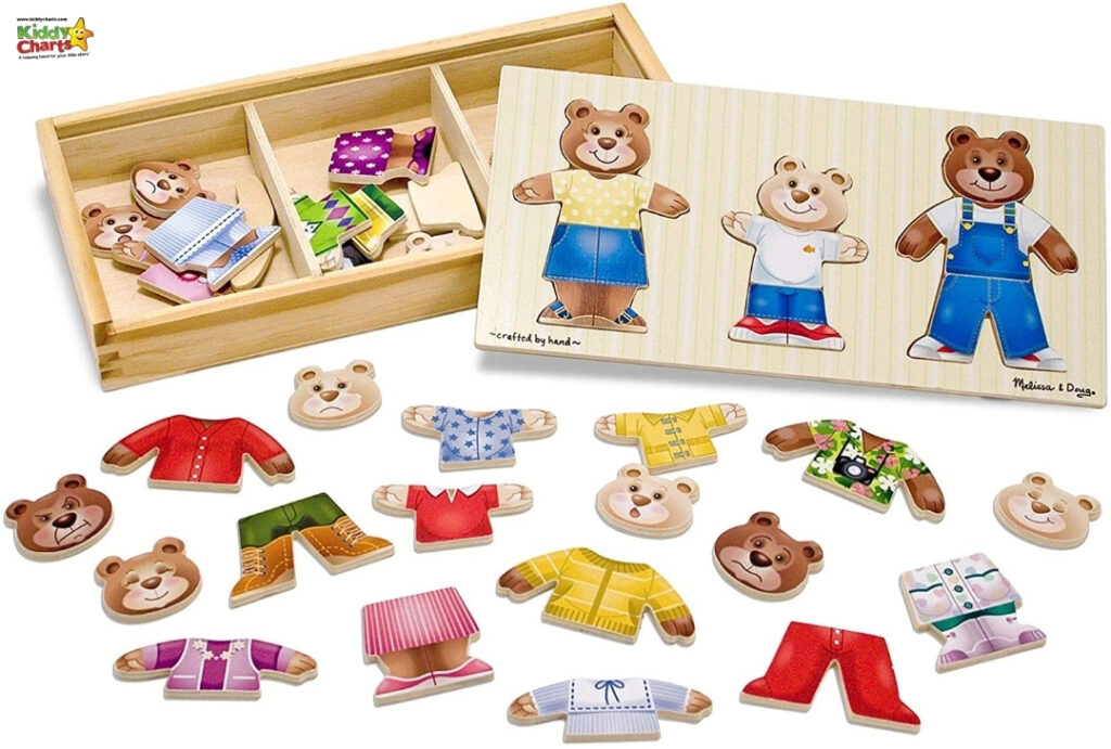Educational toys for small children