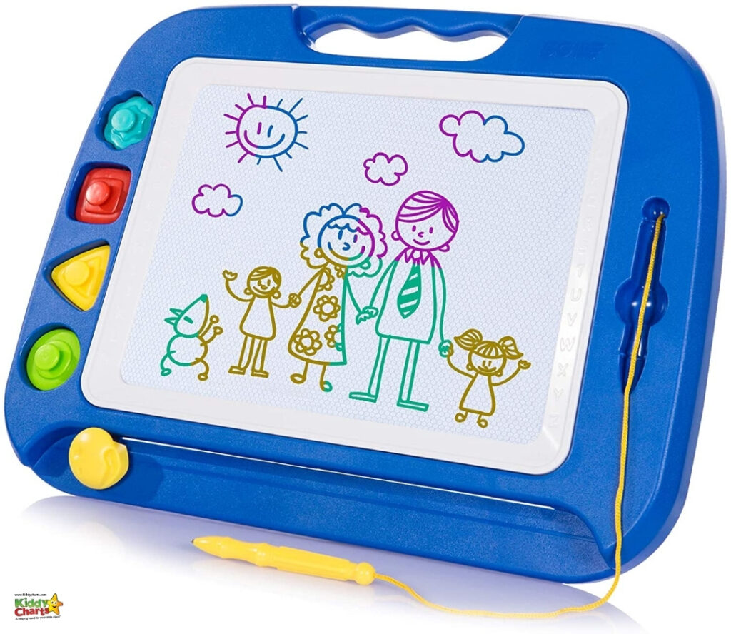 Educational toys for toddlers to improve motor skills