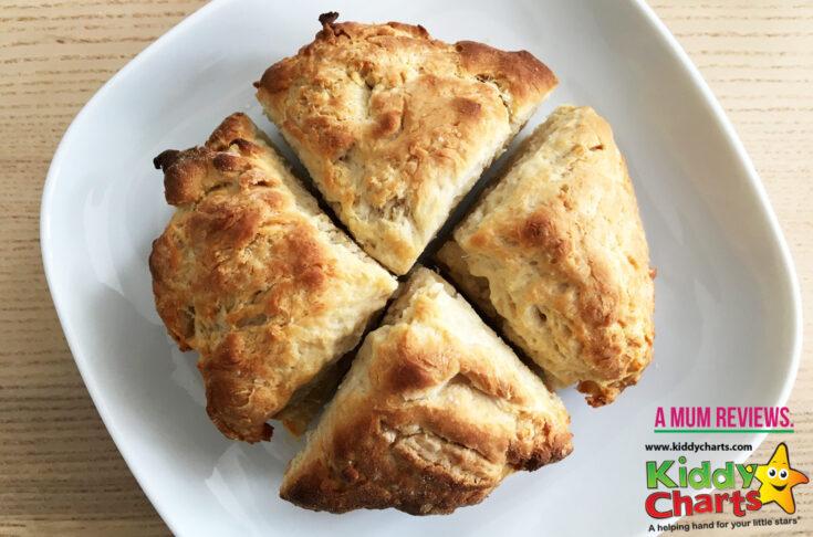 Swedish scones recipe