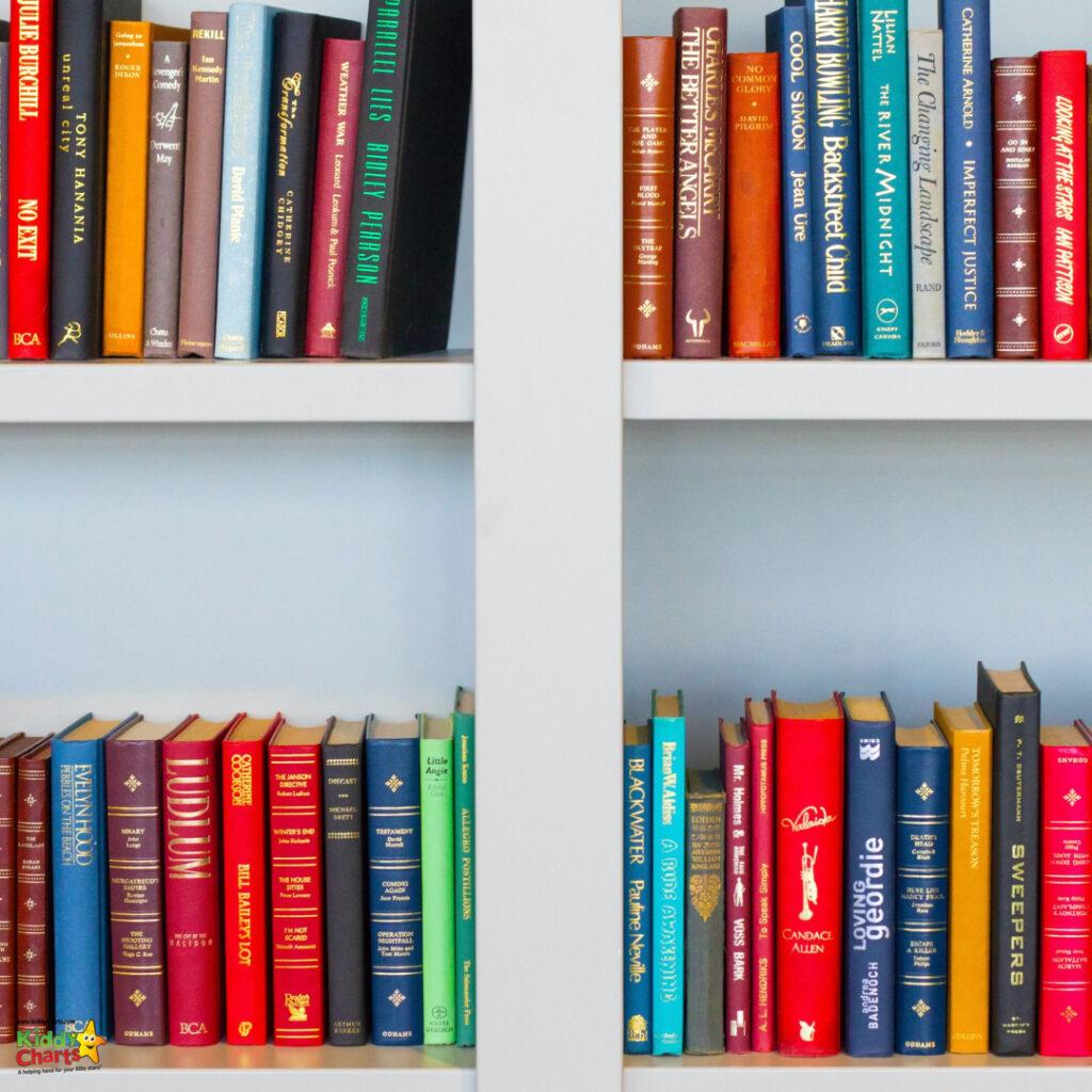 Encourage teenage reading