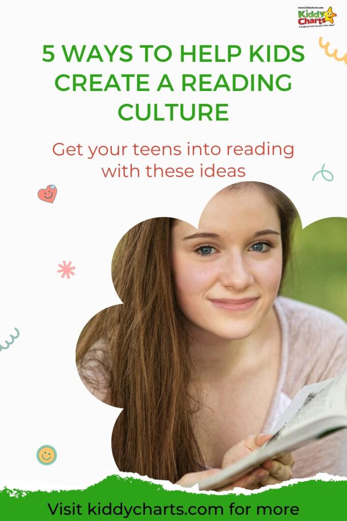 Teenage reading