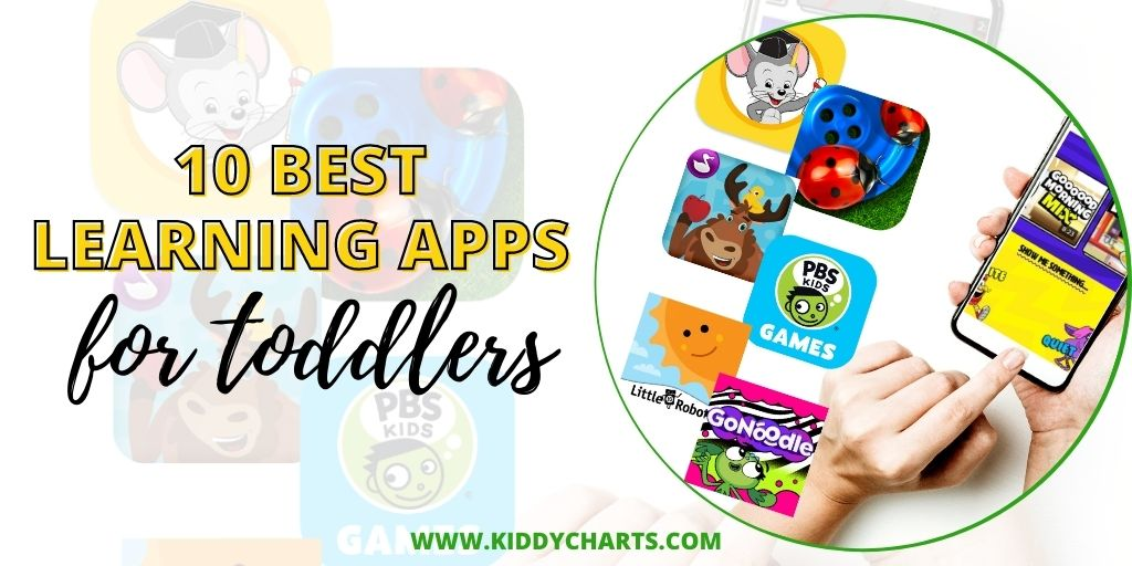 10 best learning apps for toddlers
