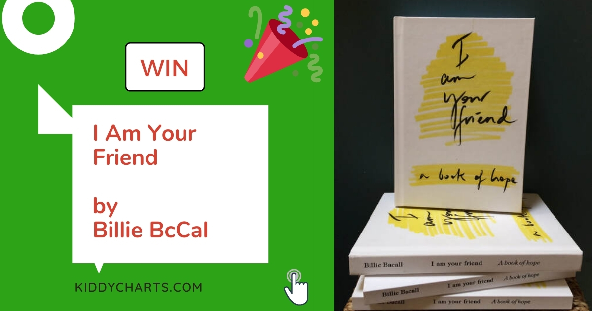 Win I am your Friend pocket books (3 available)