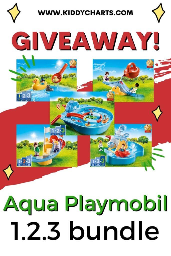 Win Aqua Playmobil