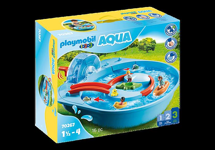 Win Aqua Playmobil 1.2.3 Bundle