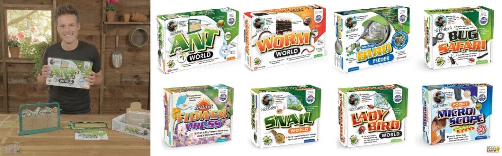 Design a Bug with KiddyCharts