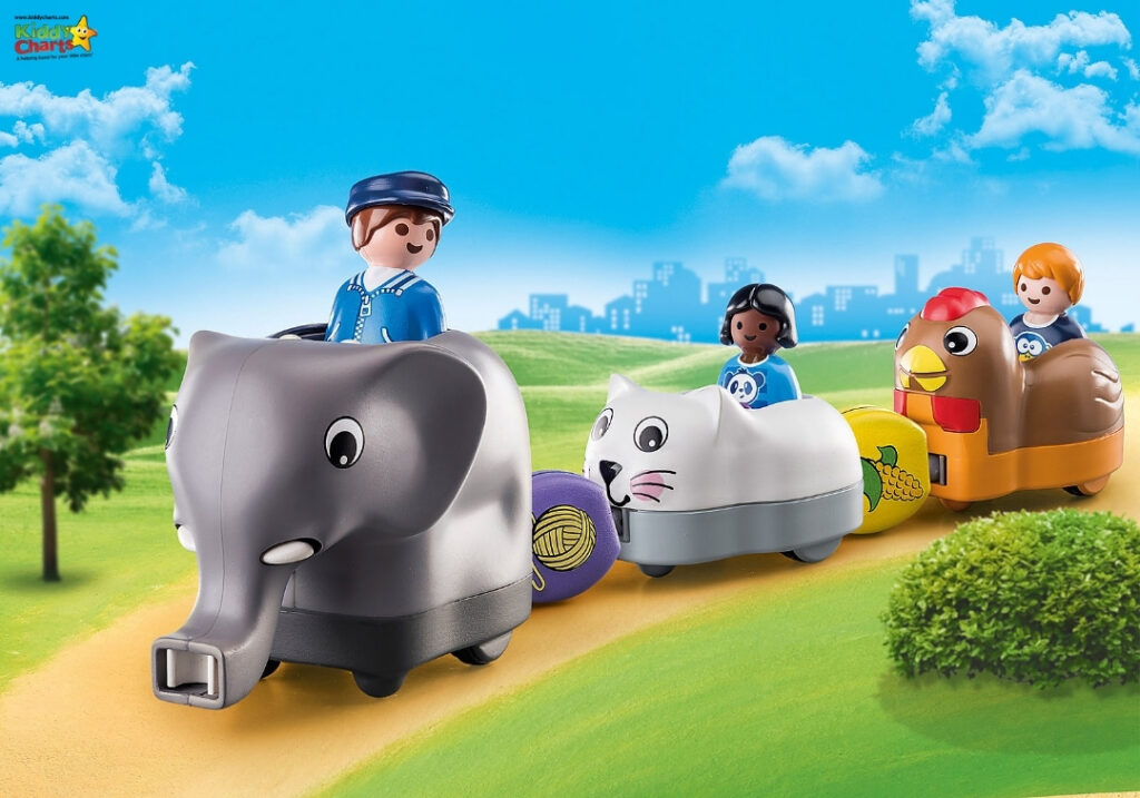 Win £70 Playmobil  bundle
