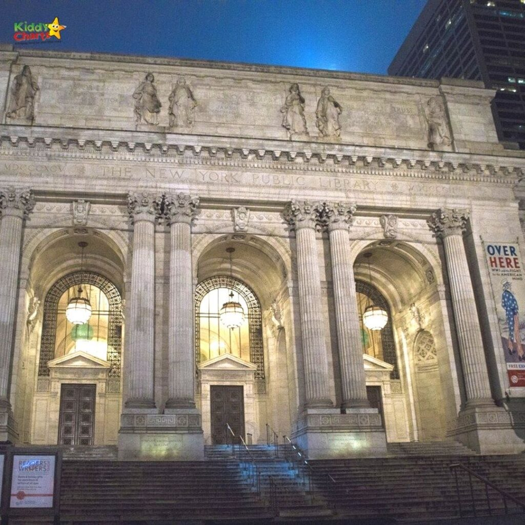 Kids in New York and things to do