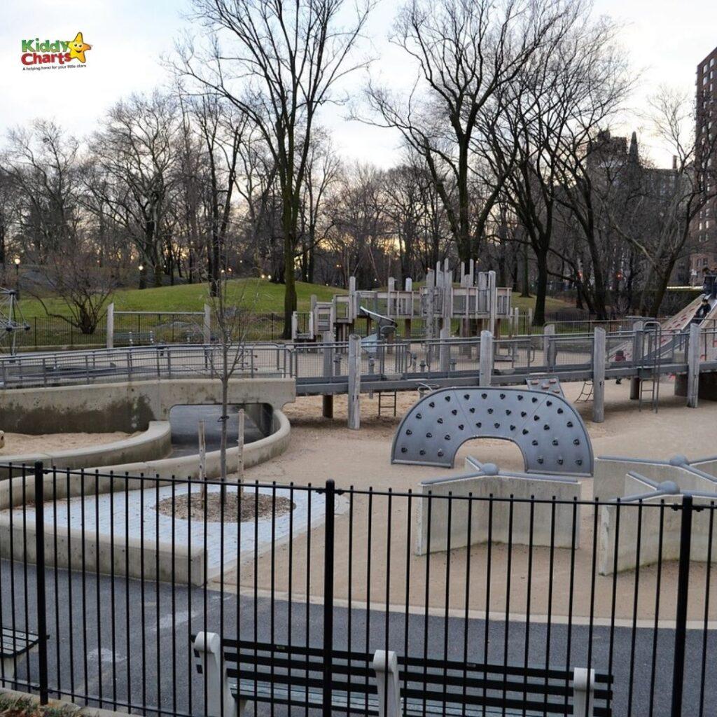 kids parks in New York