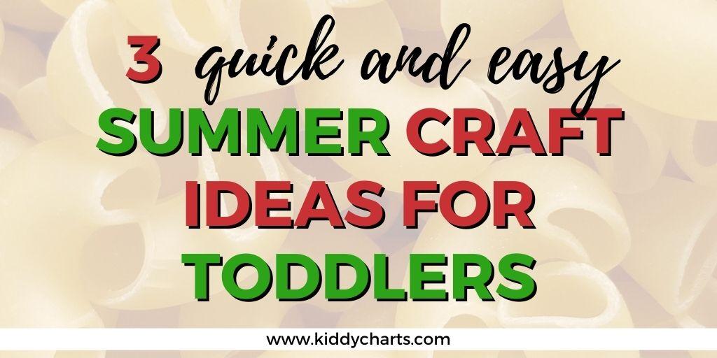 Summer Craft Ideas Secrets