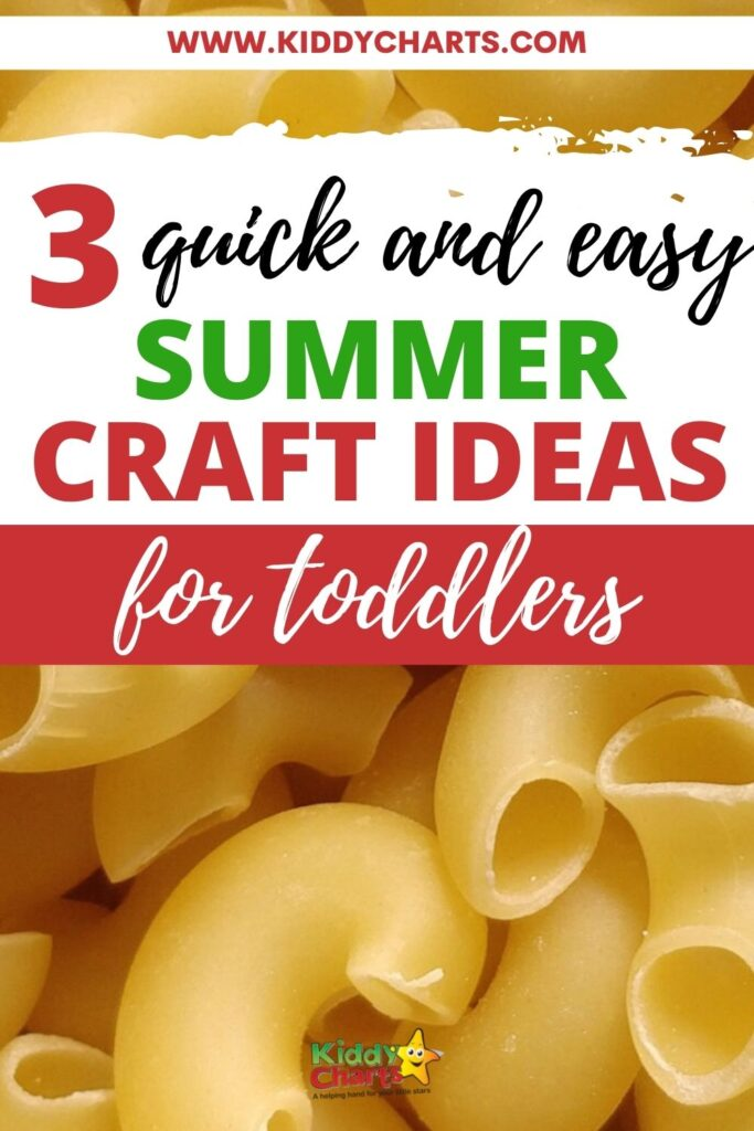 Summer Craft Ideas to Help Pass the Time