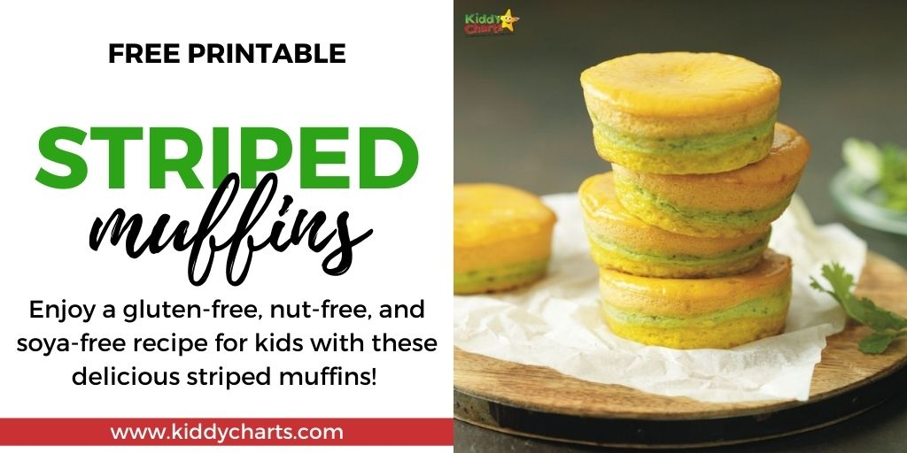 Health muffins for kids: Twitter image