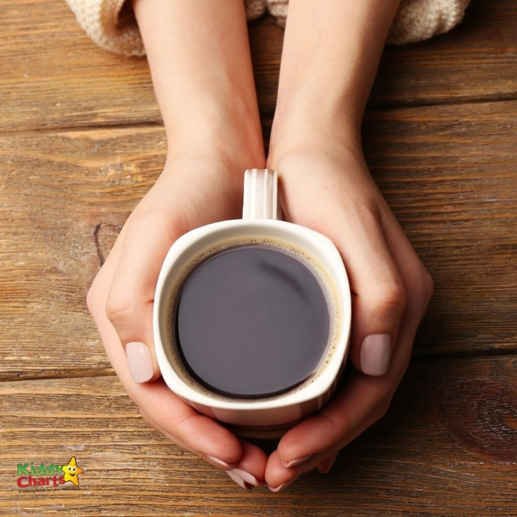 Why parents need coffee