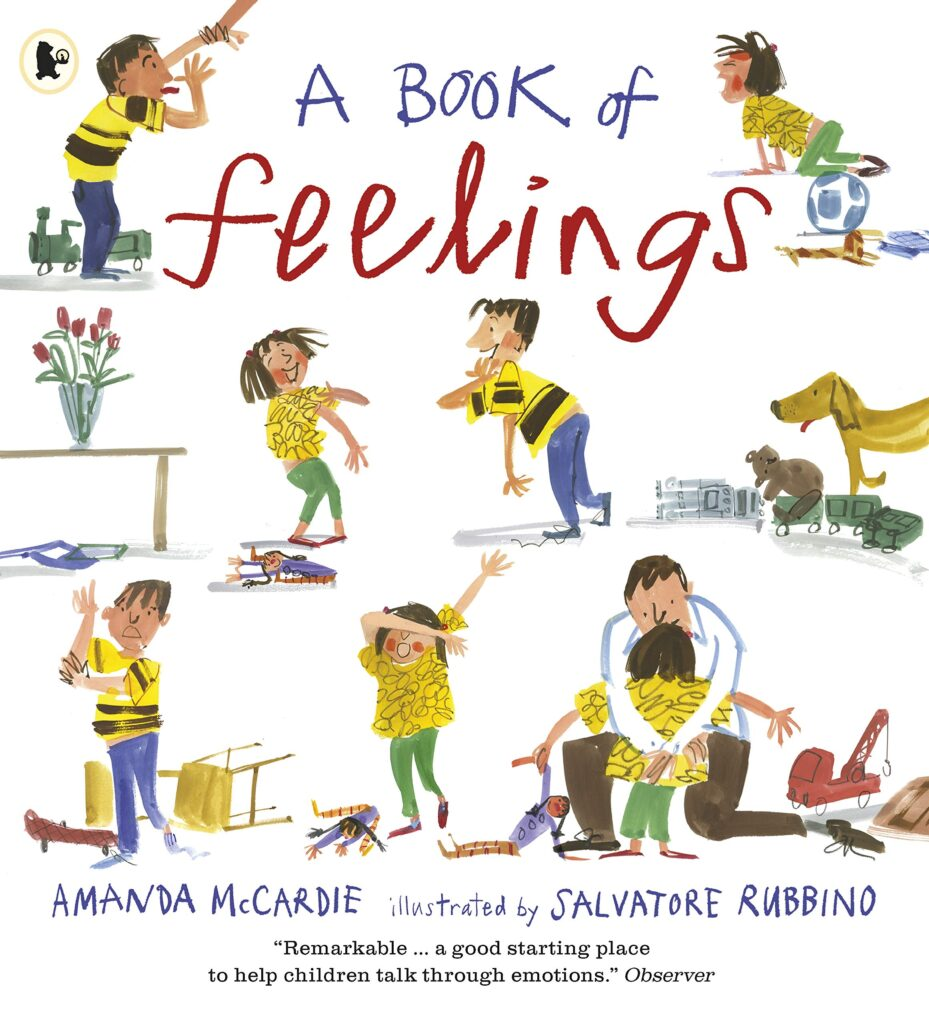 Wellbeing a book of feeling