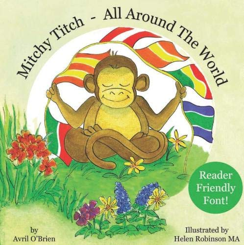 Wellbeing books Mitchy Titch
