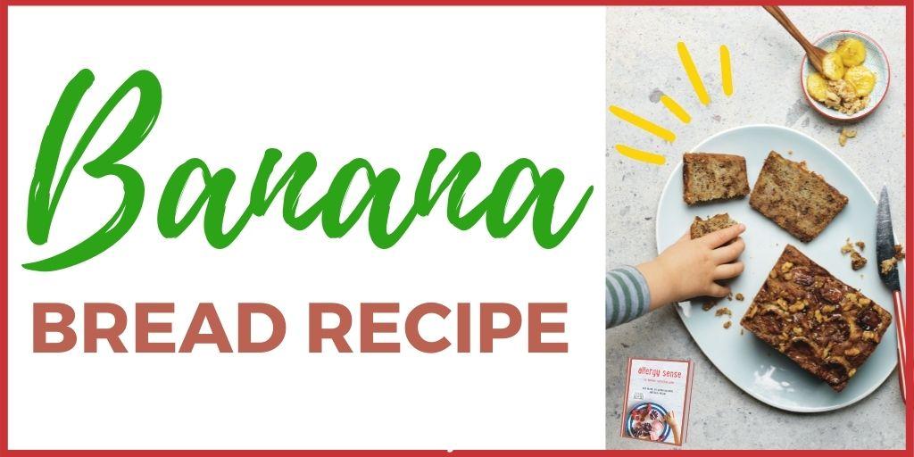 Fun Banana bread Recipe