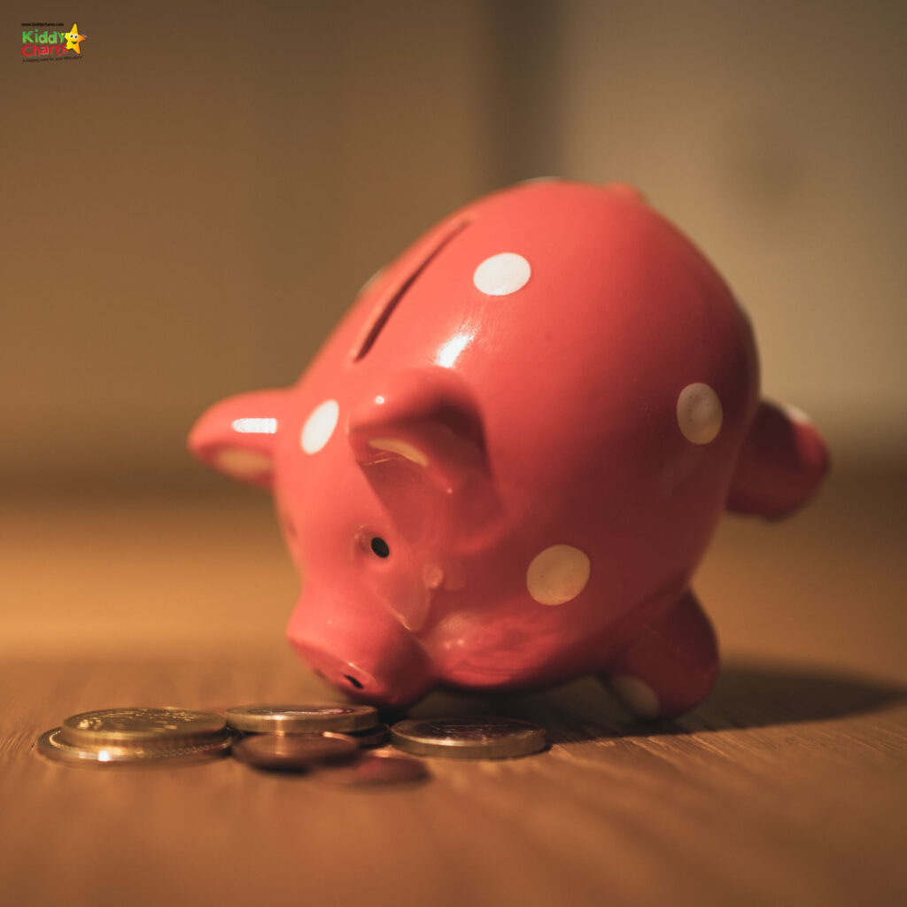 Financial products for parents to save money