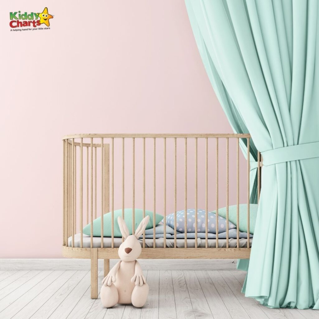 Nursery checklist including free nursery wall art