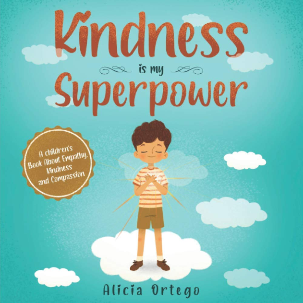 Wellbeing kindness is my super power