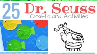 25 Dr Seuss activities and crafts